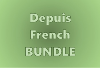Depuis French Bundle