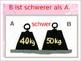 Der Komparativ - The comparative - Making comparisons