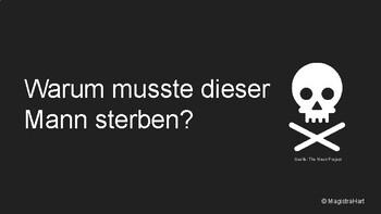 Der Werwolf von Bedburg Slideshow - in German - auf Deutsch - Halloween