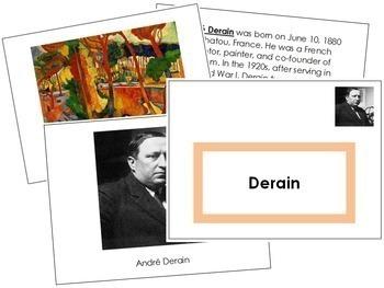 Derain (André) Art Book - Color Border