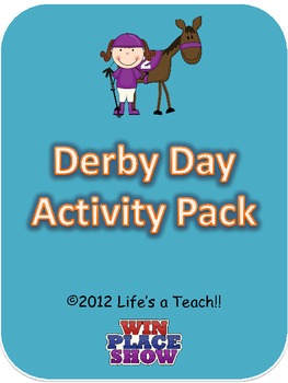 Derby Day Activity Pack