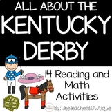 All About the Kentucky Derby: 14 Reading and Math Activities