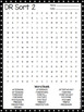 Derivational Relations (Sort 1-5) Word Searches *GROWING*