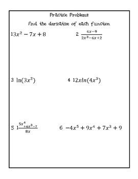 Derivative INB