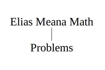 Derivative Problems