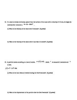 Derivative Quiz 2