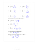Derivative Rule Sheet