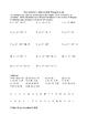 Derivatives - Horizontal Tangent Lines