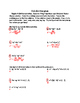 Derivatives - Implicit, Inverse Trig Functions, Related Rates