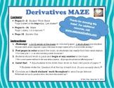 Derivatives Maze