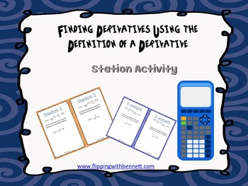 Derivatives as a Function (Difference Quotient)
