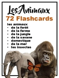 Des Animaux - Flashcards