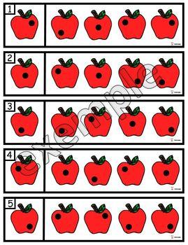 Des pommes et des points