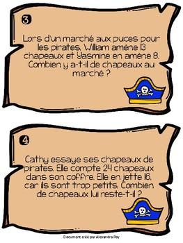 Des problèmes de pirates !!!