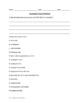Descendants 3 Movie Worksheet