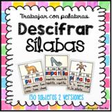 Descifrar Las Sílabas