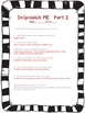 Descipable Me  Using the movie to teach characterization,  analysis and writing