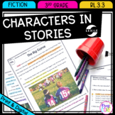 Describe Characters in a Story RL.3.3