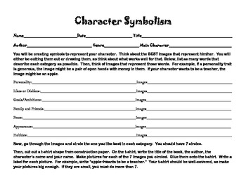 Describe, Compare, and Analyze Story Characters