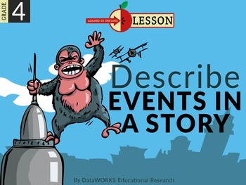 Describe Events in a Story