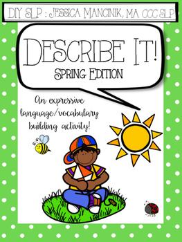 Describe It! Spring Edition