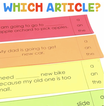 Which Article?