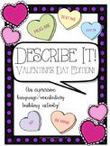 Describe It! Valentines Day Edition
