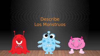 Describe Los Monstruos