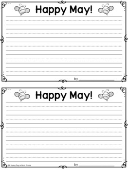 Write About Me: All Things May!
