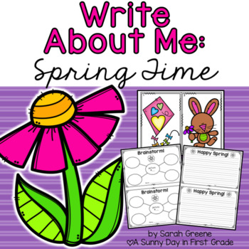 Describe Me: Spring Time!