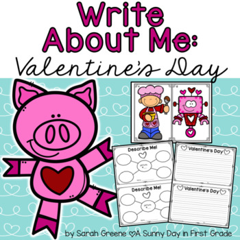 Write About Me: Valentine's Day!