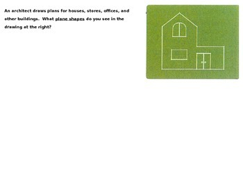Describe Plane Shapes