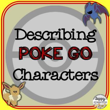 Describe PokeGo Inspired Characters