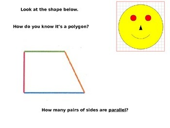Describe Sides of Polygons