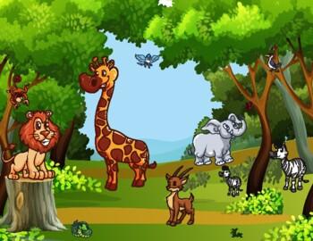 Describe a Scene: Wildlife Theme