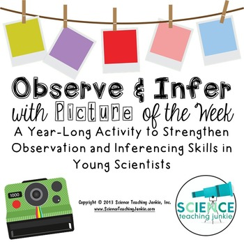 Observe and Infer - Picture of the Week