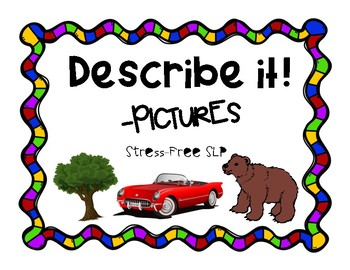 Describe it!- Pictures