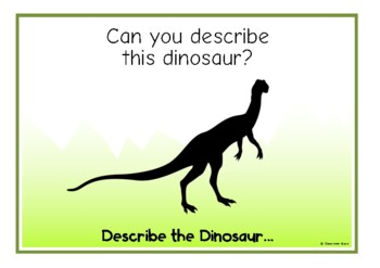 Describe the Dinosaur