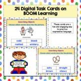 Describe the Objects BOOM Cards