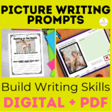 Picture Writing Prompts for First Grade - Third Grade | Go
