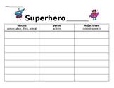 Describe your own Superhero!