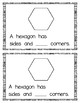 Describing 2D & 3D Shapes - Emergent Reader