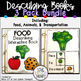 Describing Books Bundle #1 - Food, Animals, Transportation