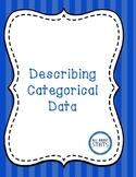 Describing Categorical Data