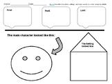 Describing Characters Graphic Organizer