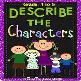 Describing Characters