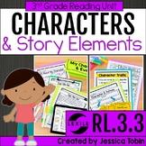 Describing Characters RL3.3