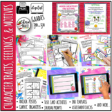 RL4.3 Characters, Settings, and Events in Literature 4th Grade