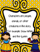 Describing Characters from Fairy Tales {Snow White 1st Grade}