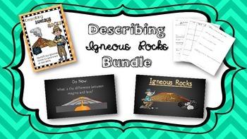 Describing Igneous Rocks Bundle